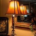 front parlour lamp