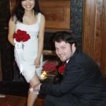 Vow renewals and elopements -December wedding
