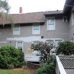 Side elevation and lots of repairing. New-Old House in Central Florida