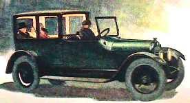 1919 Cadillac Limousine