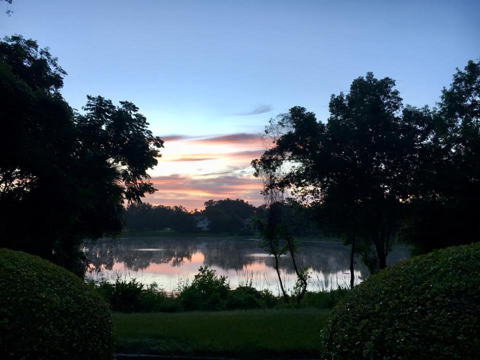 Lake Eulalia from O'Heir room
