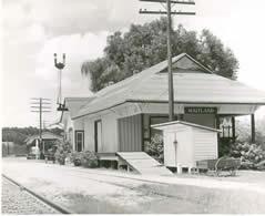 Maitland Train Depot