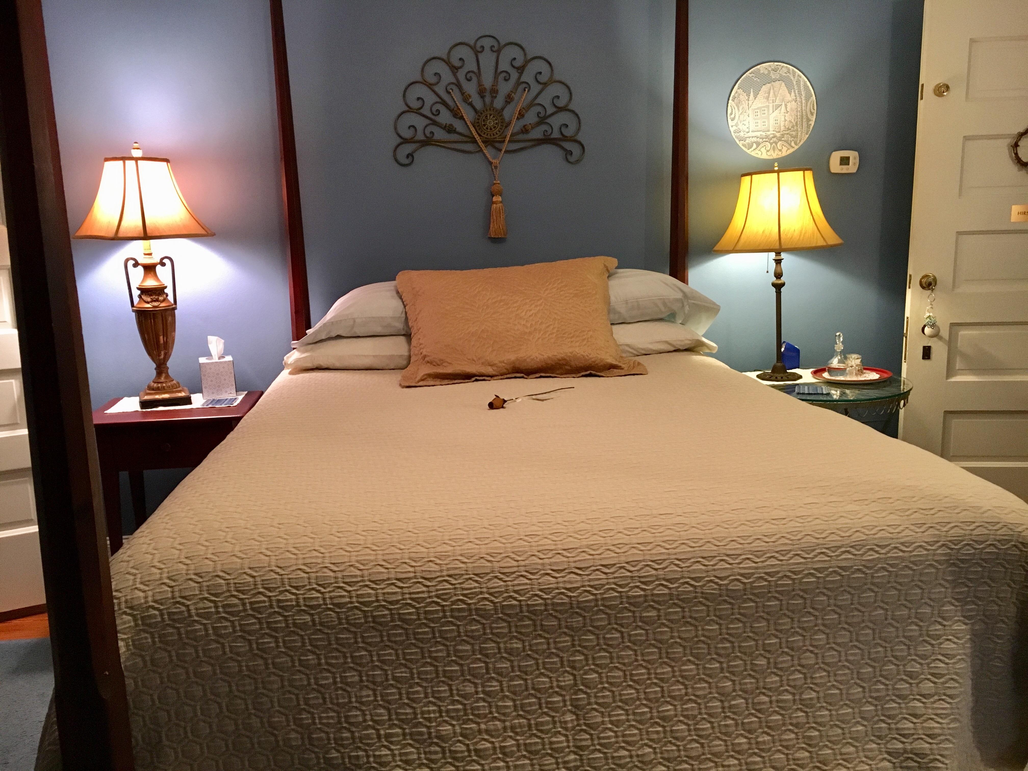 Hirsch bed 2