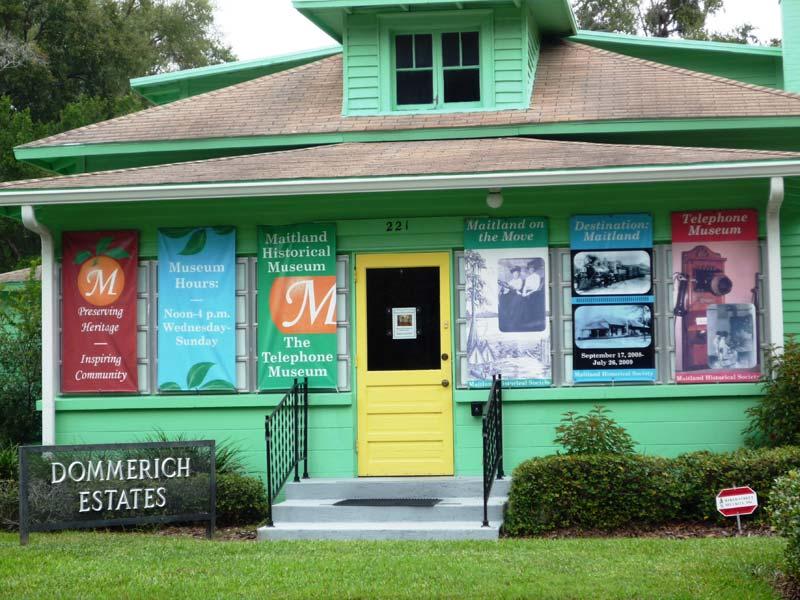 Museums of Maitland, Florida