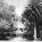Historical view of house