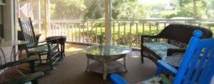 Thurston House Porch