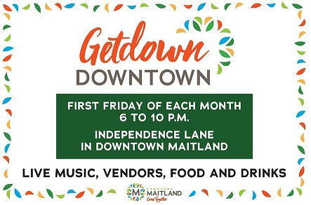 Getdown Downtown – New Event!